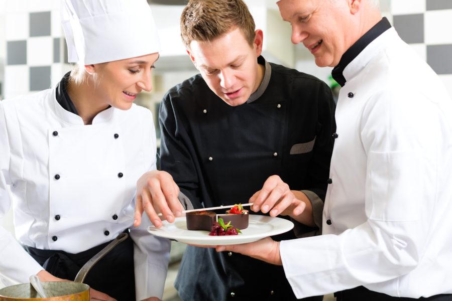 WE Catering od kuchni | Zupa minestrone i cordon bleu