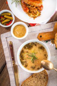 Przepis na zupy świąteczne