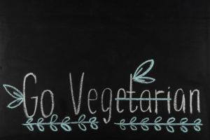 Słowo vegan pochodzi od słowa wegetarian Weganizm