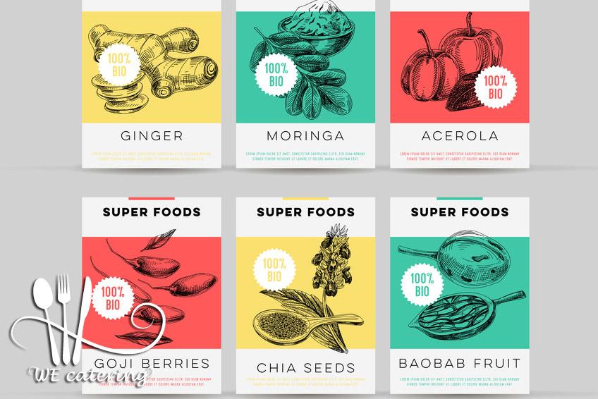 Superfoods, które już goszczą na półkach polskich sklepów