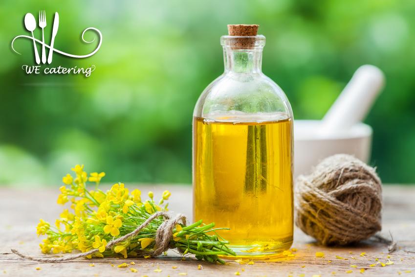 Zdrowe oleje z produktów polskich