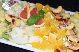 owoce filetowane catering