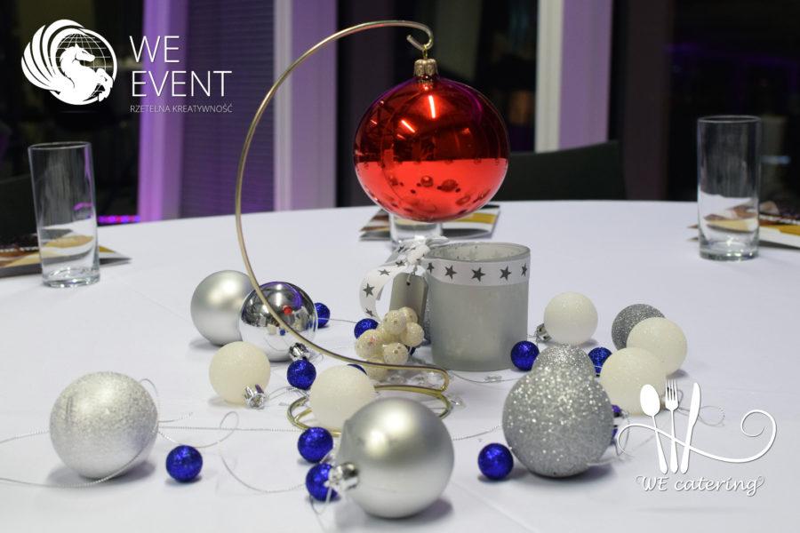 6.12.2019 – dekoracje świąteczne w Warsaw Spire